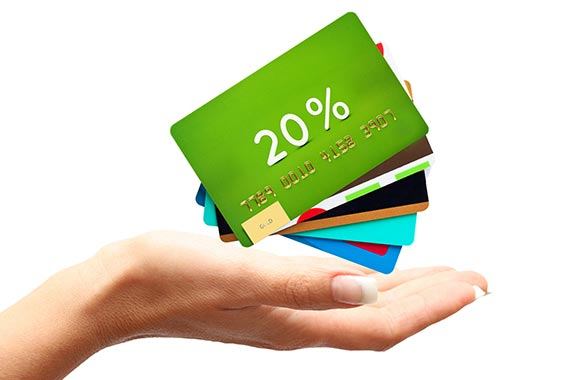 Magnetic electronic vouchers & loyalty cards